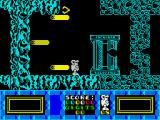Tremor ZX Spectrum Going down leads nowhere