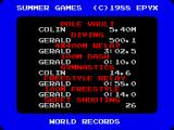 Gold, Silver, Bronze ZX Spectrum The ultimate targets