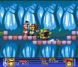 Hameln no Violin Hiki SNES Demons and enemies are no match against your music notes!