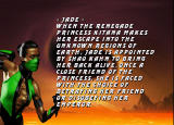 Mortal Kombat Trilogy Windows Jade's biography.