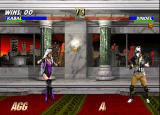 Mortal Kombat Trilogy Windows Kabal vs Sindel.