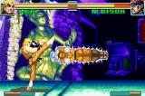 Super Street Fighter II: Turbo Revival Game Boy Advance Can be possible Ken's Osoto Mawashi Geri strike back M. Bison's Psycho Crusher?