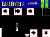EastEnders ZX Spectrum Get all the laundry done at the laundrette