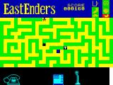 EastEnders ZX Spectrum There is a maze in the game but not in Albert Square