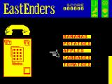 EastEnders ZX Spectrum Ring up and order fruit and veg for the market stall