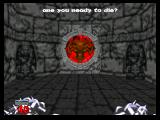 Hexen: Beyond Heretic Nintendo 64 Message from Korax.