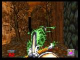 Hexen: Beyond Heretic Nintendo 64 Rune-sword (Quietus) - the most powerful weapon in the game.