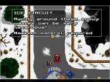Overdrive DOS Ice Circuit - description