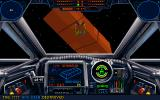 Star Wars: X-Wing DOS Shooting to container.