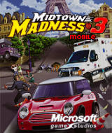 Midtown Madness 3 Mobile J2ME MotorolaV3 Splashscreen