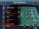 The F.A. Premier League Stars 2001 Windows Selecting tactics with fatigue hitting the team