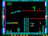 Super Robin Hood ZX Spectrum Game start