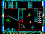 Super Robin Hood ZX Spectrum This bit's a dead end