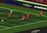 Pelé II: World Tournament Soccer Genesis The ref's in the way here