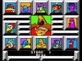 Dr. Robotnik's Mean Bean Machine SEGA Master System Arms is the first opponent in scenario mode