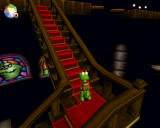 Croc: Legend of the Gobbos Windows The staircase