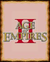Age of Empires II Mobile J2ME Splashscreen of the game (Sony Ericsson K700 version)