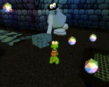 Croc: Legend of the Gobbos Windows The guardian
