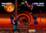 Mortal Kombat Trilogy Windows Jax in trouble