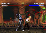 Mortal Kombat Trilogy Windows Ouch, that hurts!