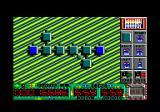 Booly Amstrad CPC Level 2 - the squares with 3 next to them affect all those 3