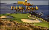 Links: Championship Course - Pebble Beach DOS splash screen - Links 386 SVGA