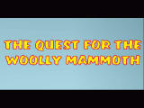 Popeye and the Quest for the Woolly Mammoth Windows Title Screen