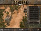 Codename: Panzers - Phase Two Windows Main Menu