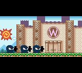 Wario Land II Game Boy Color Three suspicious characters enters Wario's castle