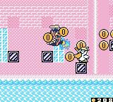 Wario Land II Game Boy Color These Pelicans will shoot fish at you