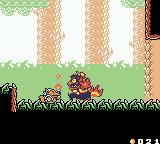 Wario Land II Game Boy Color If you're not careful, Torchers will set Wario on fire!