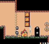 Wario Land II Game Boy Color Eventually, Wario will turn into a giant flame...which would be useful if you need to break any of these flame-print blocks