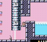 Wario Land II Game Boy Color Which will allow him to enter small gaps