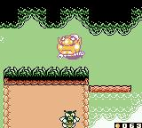 Wario Land II Game Boy Color That will allow him to float around in high areas until he hit the ceiling