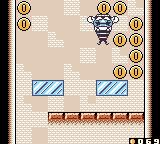Wario Land II Game Boy Color If Malletape hits you with its hammers, it will smash Wario down into a slinky, allowing him to reach high areas