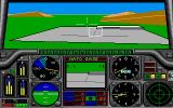 Gunship Amiga All objectives complete, time to land...