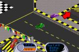 Hot Wheels: Velocity X Game Boy Advance Using a slope as propulsion, the Hooligan™ makes a long jump successfully!