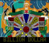 Pinball Fantasies SNES Billion Dollar Gameshow board overview.