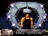WWF Wrestlemania 2000 Nintendo 64 the big show