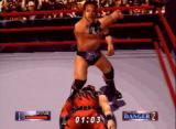 WWF Wrestlemania 2000 Nintendo 64 the rock