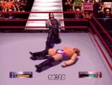 WWF Wrestlemania 2000 Nintendo 64 the undertaker