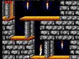 Prince of Persia SEGA Master System Starting out in the dungeon