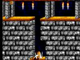 Prince of Persia SEGA Master System Impaled on spikes