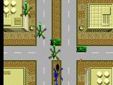 ThunderBlade SEGA Master System Tanks at a crossroad