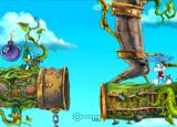 Tiny Toon Adventures: The Great Beanstalk PlayStation Be careful of bombs.