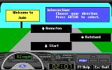 Ford Simulator III DOS Where to go now?