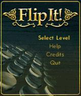 FlipIt! BREW Main Menu