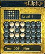 FlipIt! BREW In-game Screen