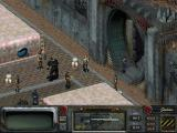 Fallout 2 Windows Hanging out