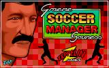 Graeme Souness Soccer Manager Atari ST Title screen